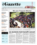 The Gazette April 5, 2012