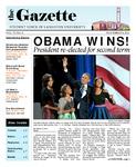 The Gazette November 8, 2012