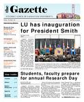 The Gazette April 4, 2013