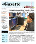The Gazette April 18, 2013 by Langston University