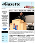 The Gazette September 20, 2013 by Langston University