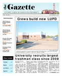 The Gazette October 1, 2013 by Langston University