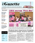 The Gazette October 15, 2013