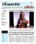 The Gazette February 5, 2014 by Langston University