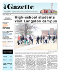 The Gazette April 2, 2014 by Langston University