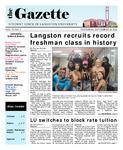 The Gazette September 18, 2014