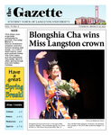 The Gazette March 10, 2015