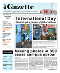 The Gazette April 9, 2015 by Langston University