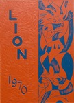 The Lion 1970 by Langston University