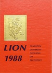 The Lion 1988 by Langston University