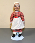 1950 Porcelain Mammy Doll