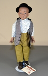 """Stymie"" Little Rascals Doll"