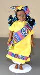 African Diaspora Doll