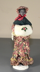 African-American Christmas Doll
