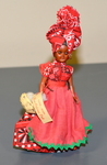 June's Original Collection Plastic New Orleans Doll