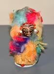 African Gourd Doll