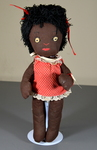 Island Cloth Doll