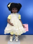 Paradise Galleries Porcelain Collection Doll