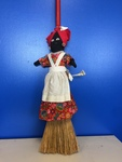 Caribbean Aunt Jemima Broom